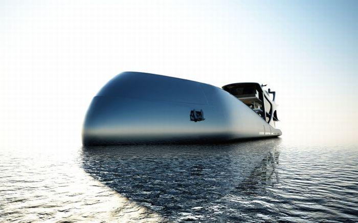The Beluga: Emperor of Seven Seas (14 pics)