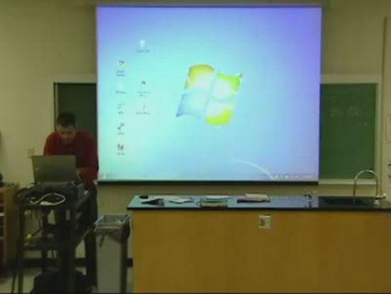 He Is a Cool Math Teacher