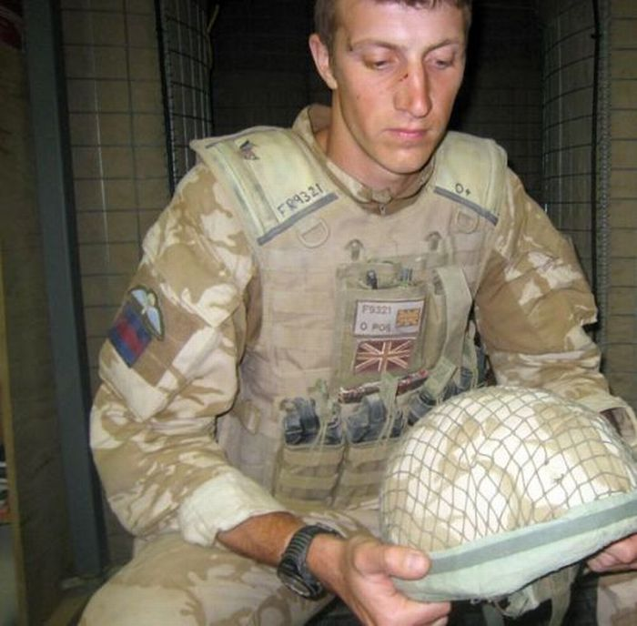 Amazing Stories of Body Armor Saving Soldier's Lives (22 pics)