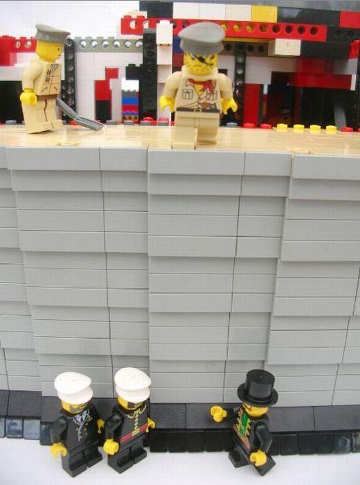 Lego Ships (78 pics)