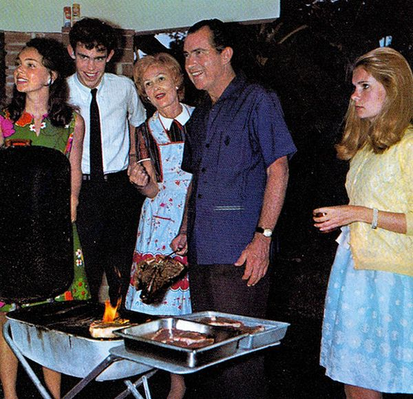Nixon Family Album (9 pics)