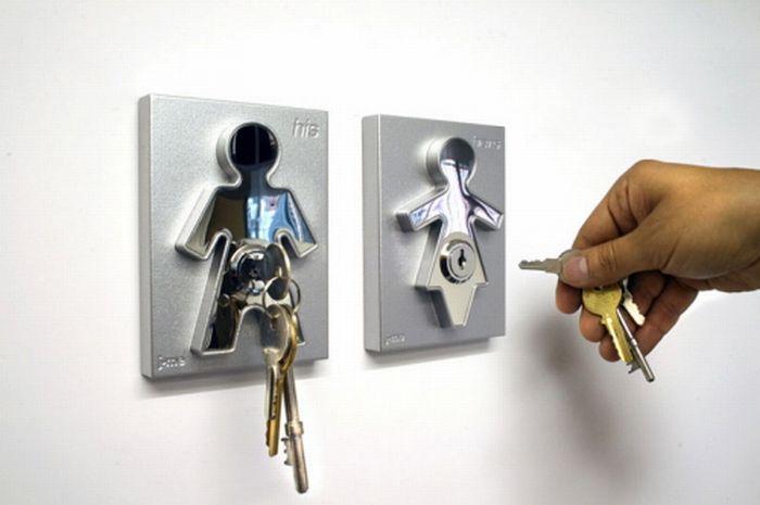 Creative Key Holders (14 pics)