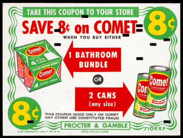 Retro Coupons (24 pics)