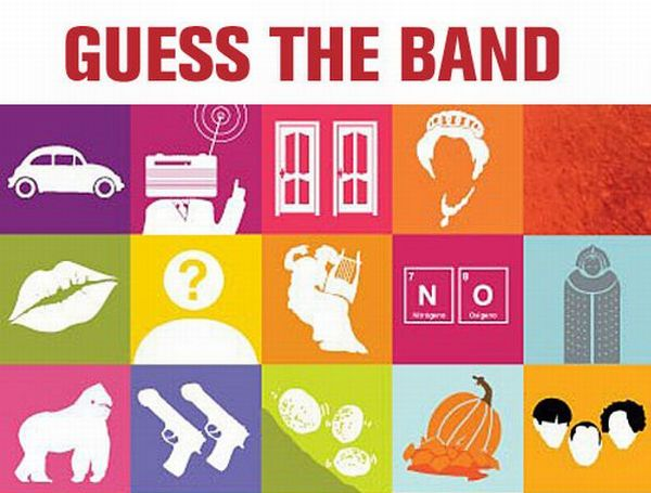 Name the Bands (1 pic)