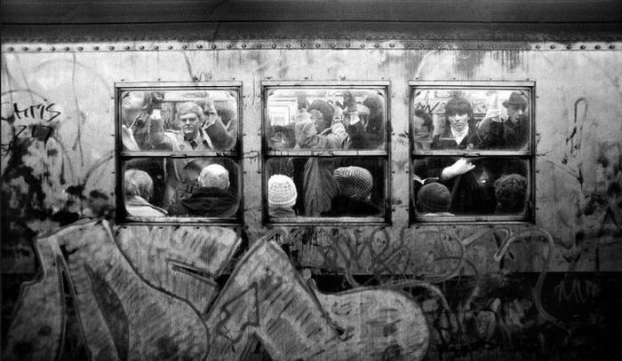 Evolution of New York Subway (87 pics)