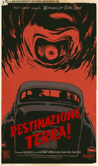 Cool Vintage Comics by Francesco Francavilla (15 pics)