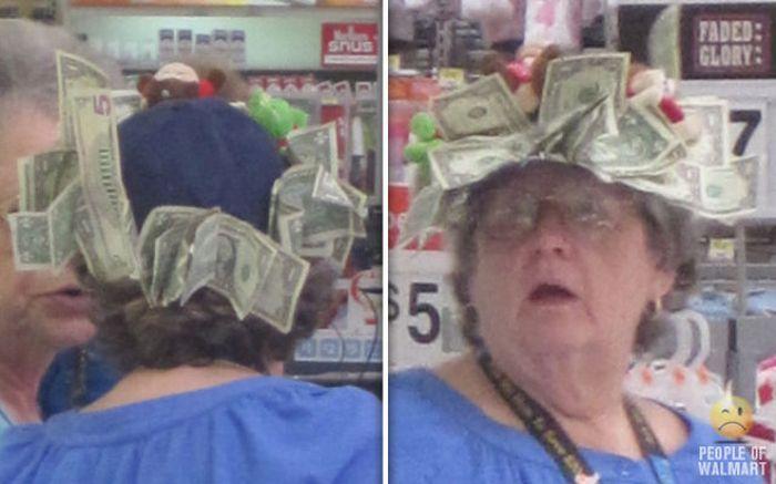 People of WalMart. Part 7 (94 pics)