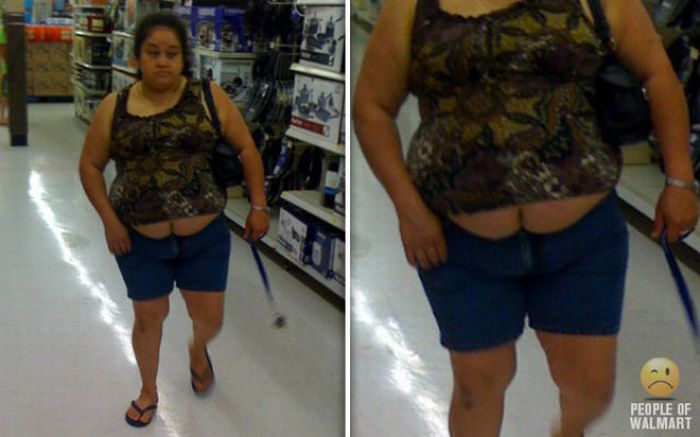 People of WalMart. Part 7 (94 pics)