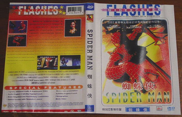 Funny Bootleg DVD Covers from Around the World (24 pics)