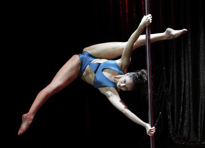 Miss Pole Dancing Argentina and Sudamerica 2010 (13 pics)