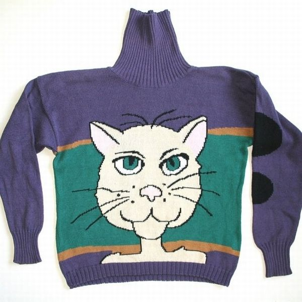 Cat Sweaters (40 pics)