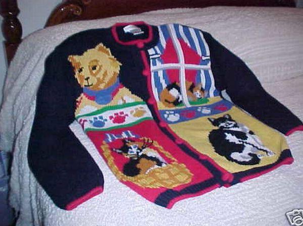 Cat Sweaters (40 pics)