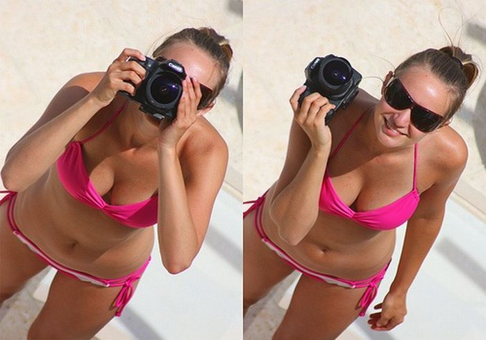 Cute Girls with Cameras (26 pics)