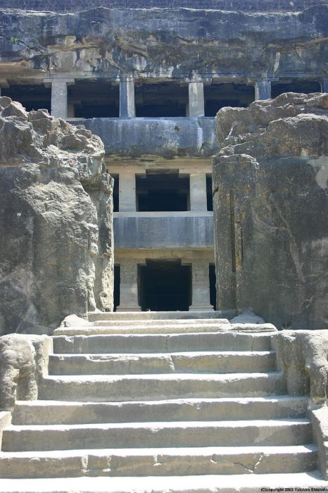 Ellora Caves (28 pics)