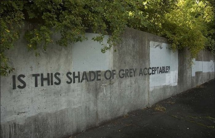 Shades of Gray (7 pics)