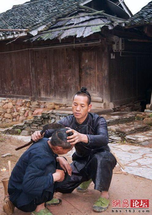 Sickle Haircut (10 pics)