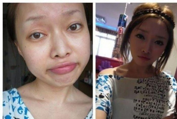 The Art of Makeup (35 pics)