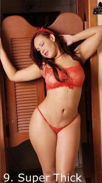 Women's Body Types (21 pics)