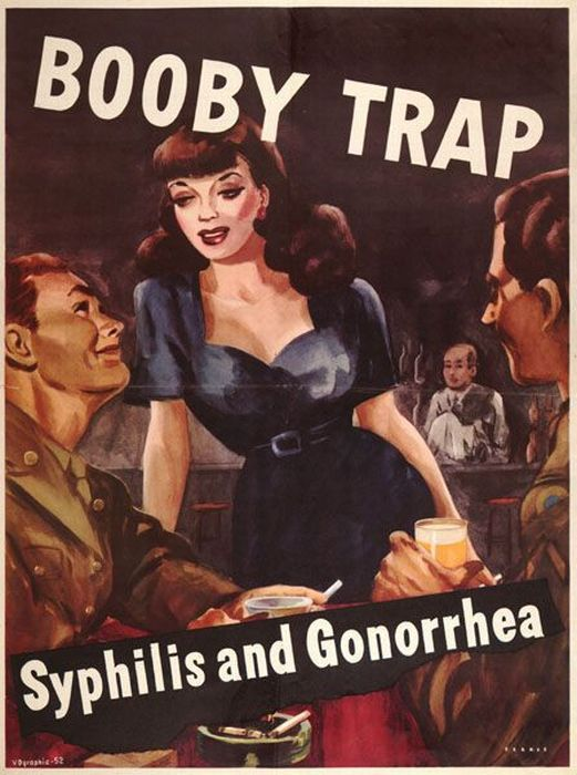Bizarre Propaganda Posters (25 pics)