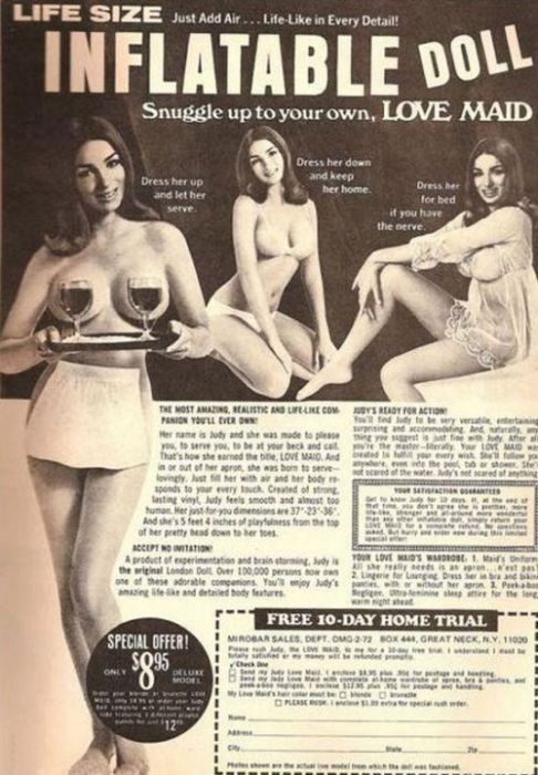 Strange Vintage Products (19 pics)