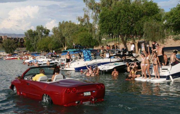 Watercars (18 pics)