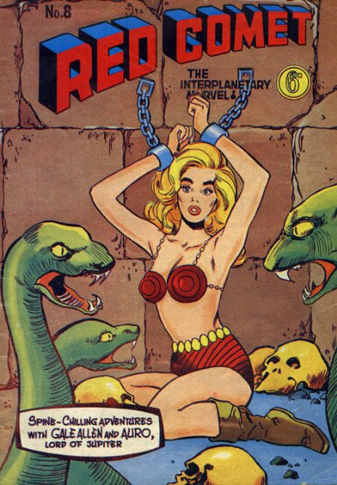 Sexiest Comic Book Covers Design (21 pics)