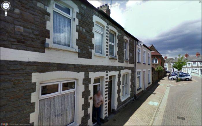 Interesting Google Street View Finds (120 pics)