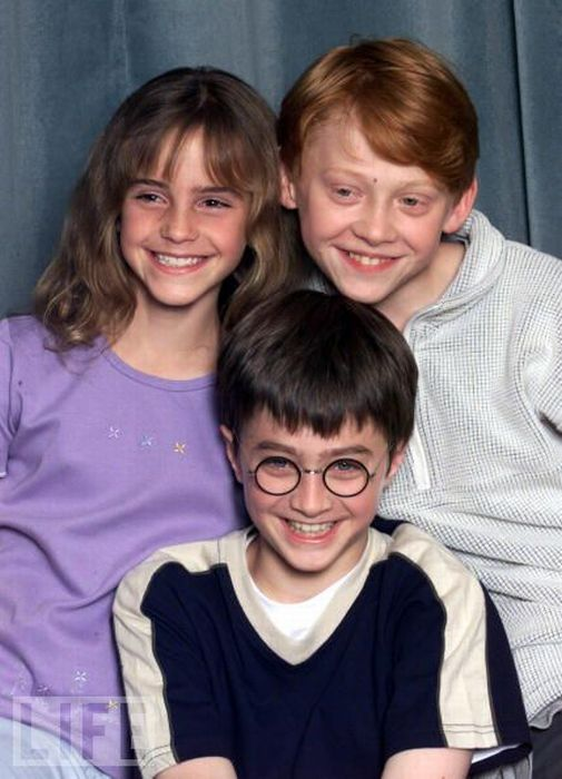 Harry Potter Kids (43 pics)