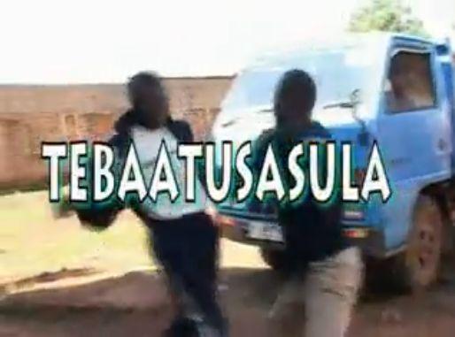 Uganda's Action Movie TEBAATUSASULA