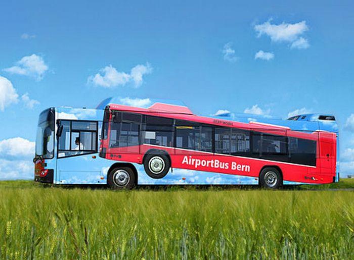 Creative Bus Ads (30 pics)