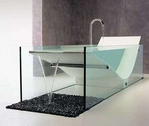 Creative Bathtubs (21 pics)