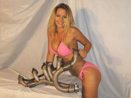 Girls Help to Sell Vehicles on Ebay (51 pics)