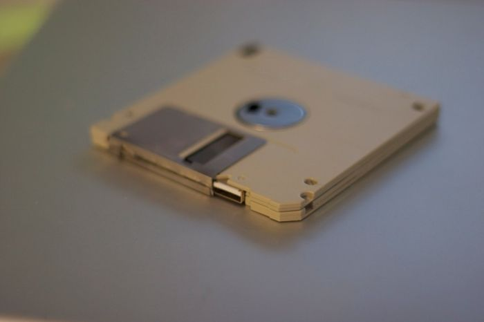 DIY USB Floppy (7 pics)