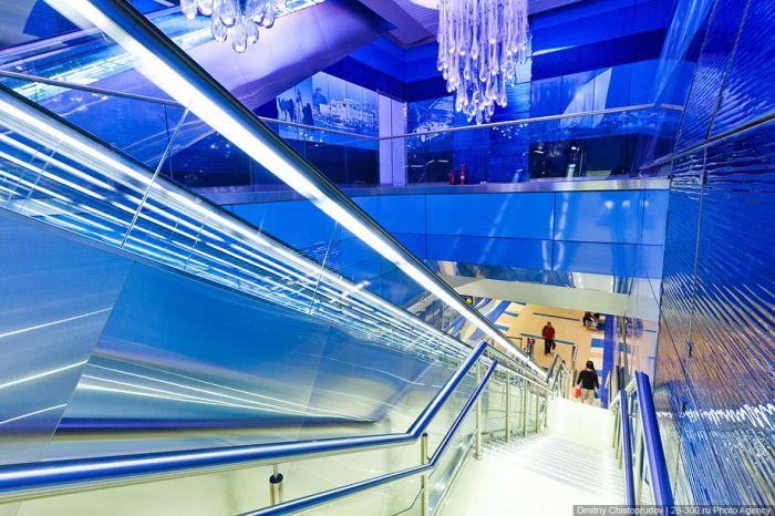 Amazing Dubai Metro (43 pics)