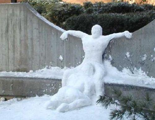 X-Rated Snowmen (20 pics)