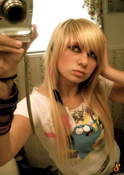 Cute Emo Girls 60 Pics-8547