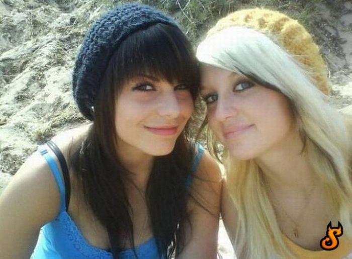 Cute Emo Girls (60 pics)