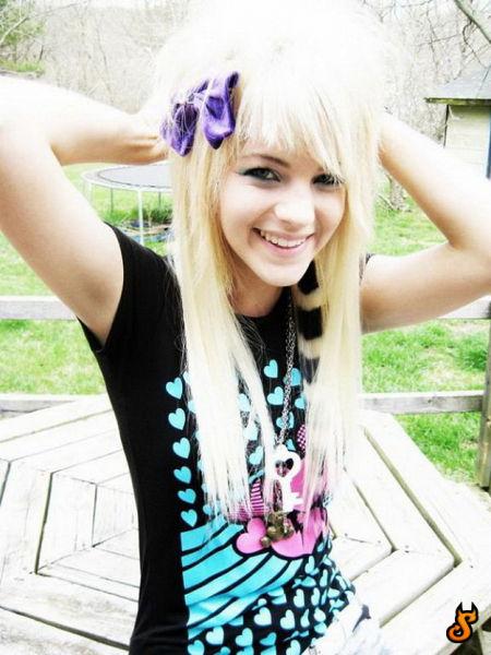 Cute Emo Girls 60 Pics-8239