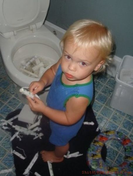 Destroyed by Kids. Part 3 (25 pics)