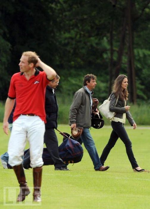 Prince William and Kate Middleton (20 pics)