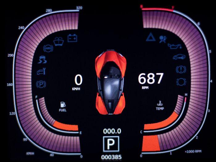 Russian Supercar Marussia (39 pics)