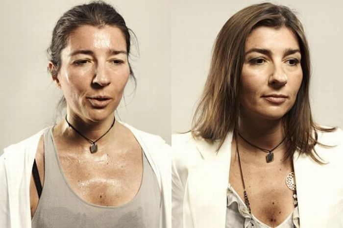 People Before and After Workouts (22 pics)