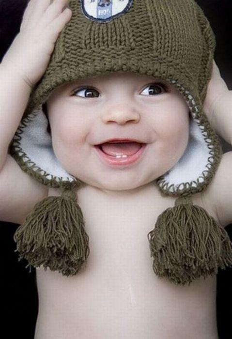 Cute Baby Photos (34 pics)