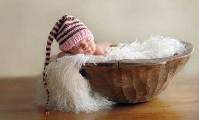 Cute Baby Photos (34 pics)