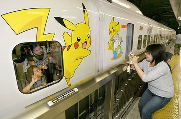 Only in Japan. Part 3 (39 pics)