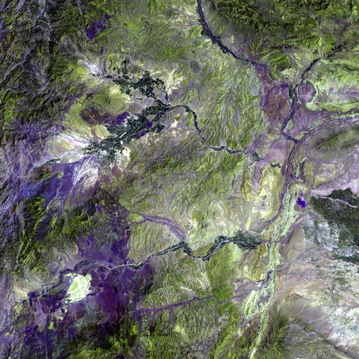 Stunning Images From Space (22 pics)