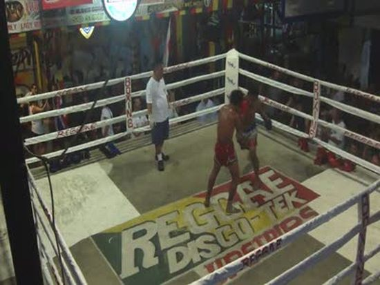 Awesome Muay Thai Fight