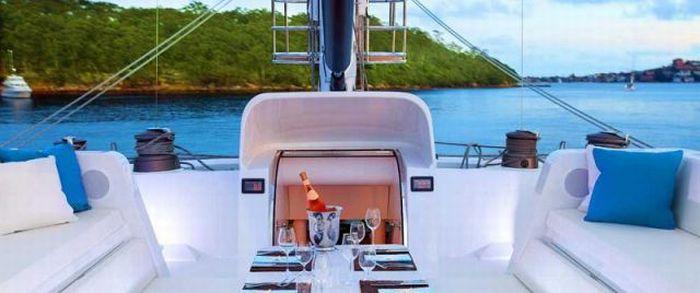 Beautiful Catamaran (25 pics)