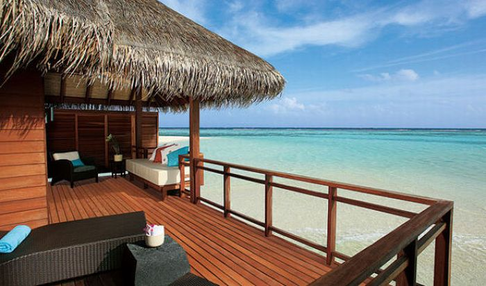 Diva Resort Hotel on the Maldives - Paradise on Earth (19 pics)