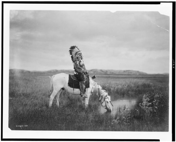 North American Indian Photographs (101 pics)